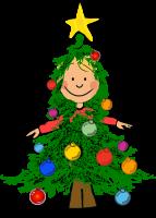 vianocny stromcek chlapec