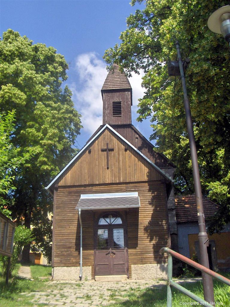 kaplnka ruzencovej panny marie v Dubravke