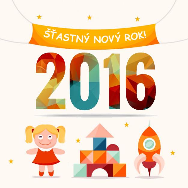 stastny novy rok 2016