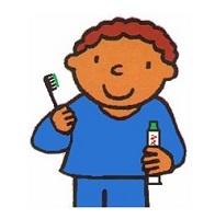 umyvanie zubov