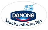 Danone skolska mliecna liga