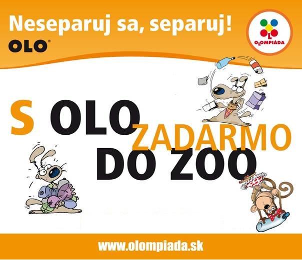 s olo zadarmo do zoo