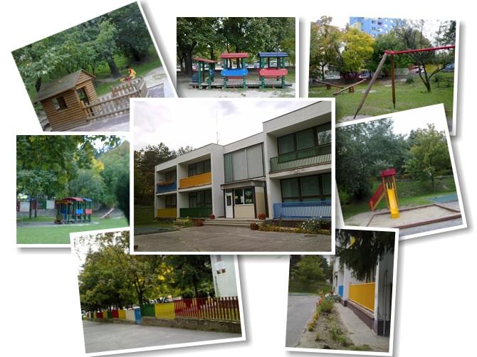 areál materskej školy Dúbravka